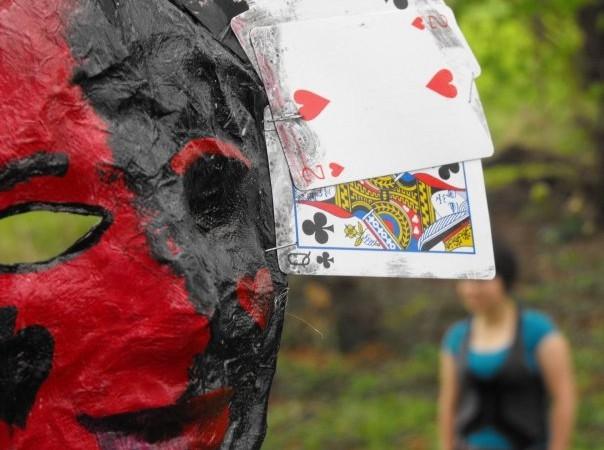 Mask : )